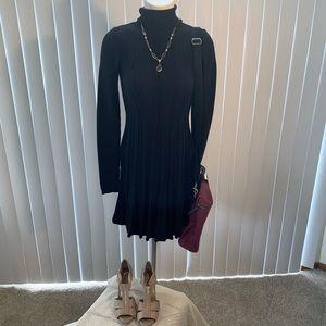 Max Studio Black Sweater Dress